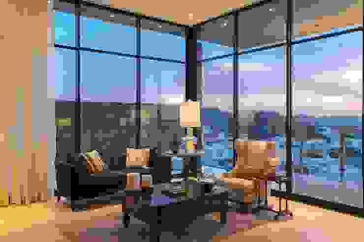 Imativa Arquitectos ห้องนั่งเล่น