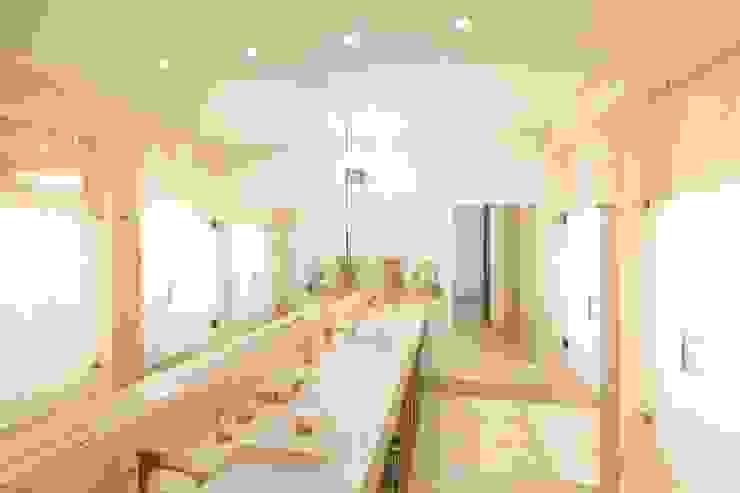 Banheiros modernos por Imativa Arquitectos Moderno