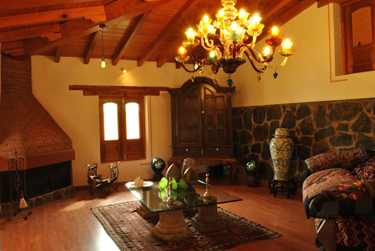 Master Suite Hoteles de estilo ecléctico de Dovela Interiorismo Ecléctico