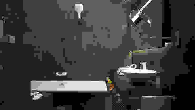Лофт Ванная в стиле лофт от ToTaste.studio Лофт