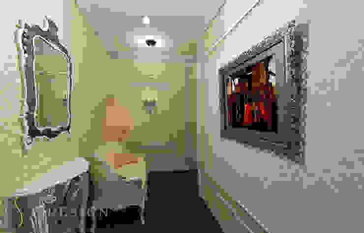 Коридор Коридор, прихожая и лестница в классическом стиле от ISDesign group s.r.o. Классический