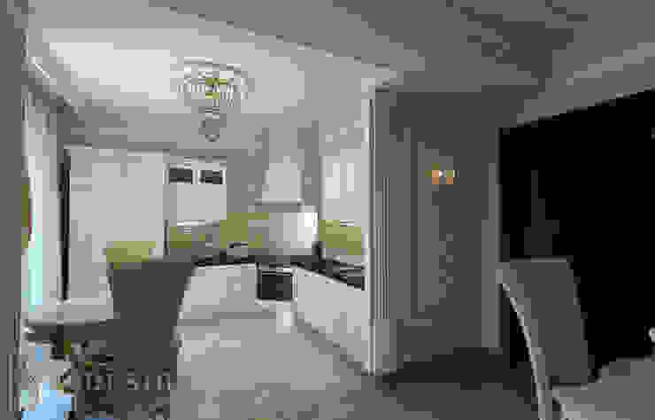 Гостиная - кухня Кухня в классическом стиле от ISDesign group s.r.o. Классический