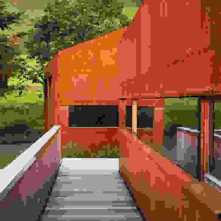 Carlos Zwick Architekten Casas modernas
