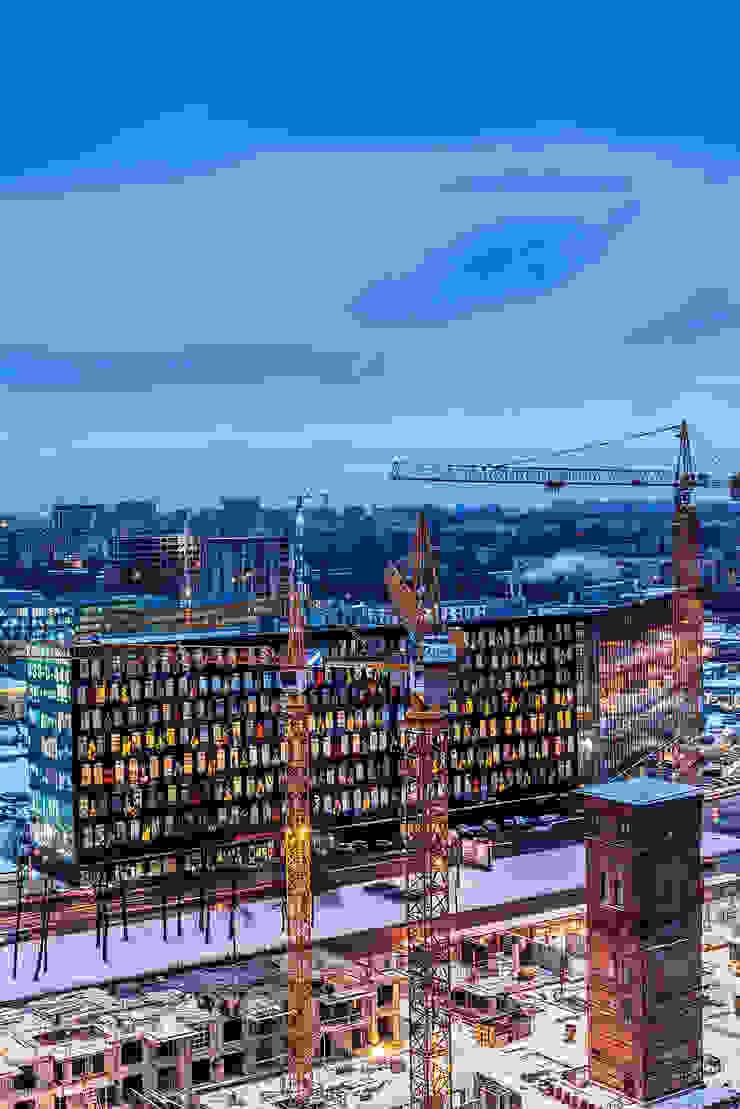ЖК <q>Платинум</q> Офисы и магазины в стиле лофт от Belimov-Gushchin Andrey Лофт