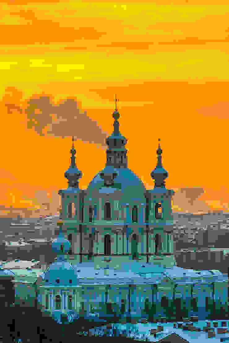 ЖК <q>Платинум</q> Дома в классическом стиле от Belimov-Gushchin Andrey Классический