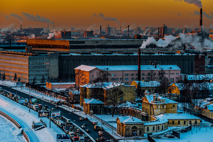 ЖК <q>Платинум</q> Балкон и терраса в классическом стиле от Belimov-Gushchin Andrey Классический