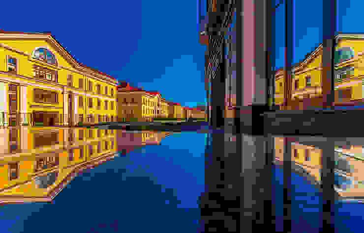 ЖК <q>Парадный квартал</q> Дома в классическом стиле от Belimov-Gushchin Andrey Классический