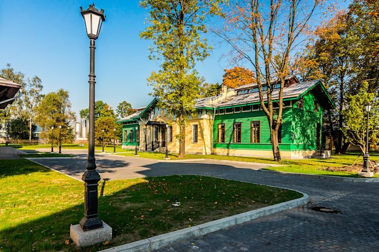 Бизнес-парк <q>Полюстрово</q> от Belimov-Gushchin Andrey Классический