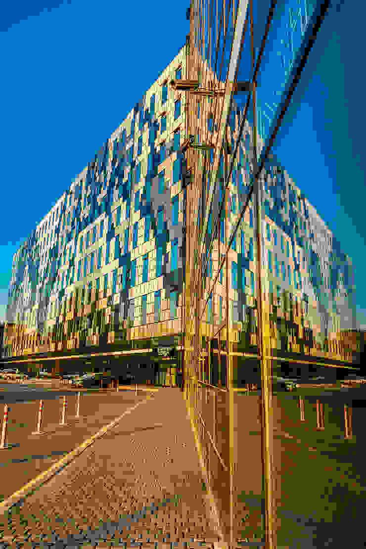Бизнес-парк <q>Полюстрово</q> Офисные помещения в стиле лофт от Belimov-Gushchin Andrey Лофт