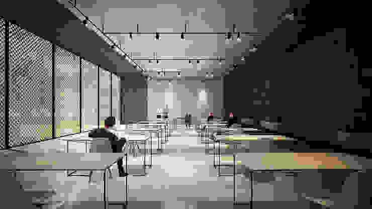 UNIVERSITY CAMPUS / ASTANA Школы в стиле минимализм от Lenz Architects Минимализм