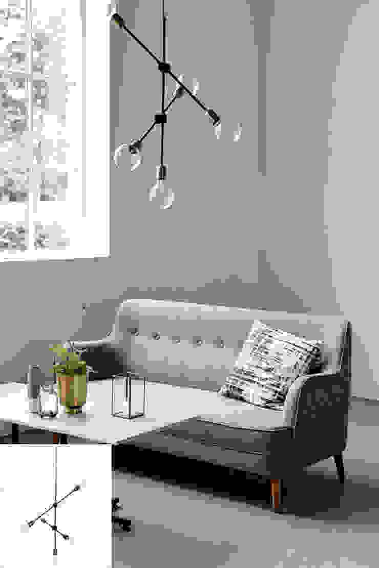 . Salones de estilo escandinavo de Muebles Capsir Escandinavo