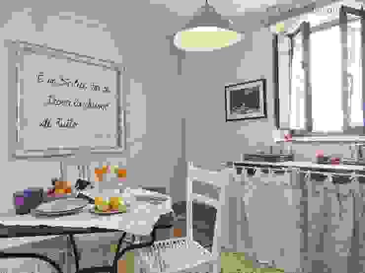Home staging per casa vacanza in Sicilia: Case in stile  di Boite Maison, Mediterraneo