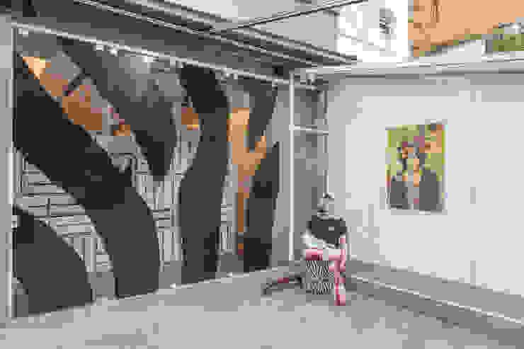 Galerías y espacios comerciales de estilo moderno de Nautilo Arquitetura & Gerenciamento Moderno