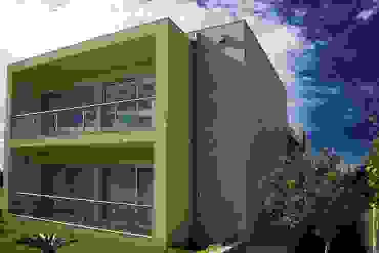 "Moradia ""in ponte"" Casas modernas por UrbQuality Lda Moderno Granito"