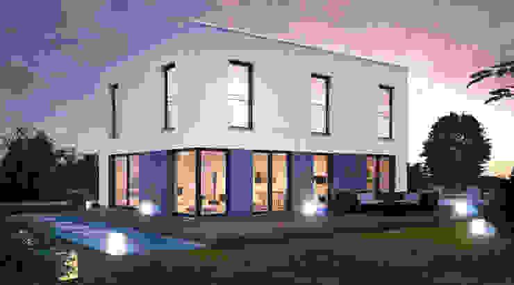 Dennert Massivhaus GmbH Casas modernas