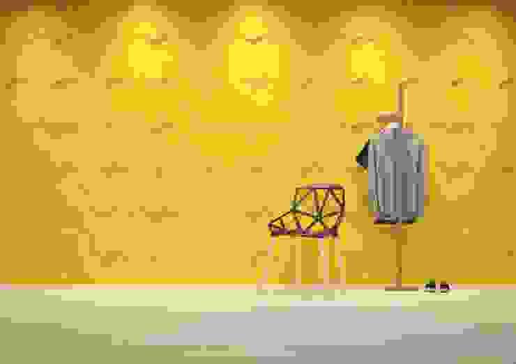 Panele 3D Nowoczesna garderoba od Deeco Nowoczesny
