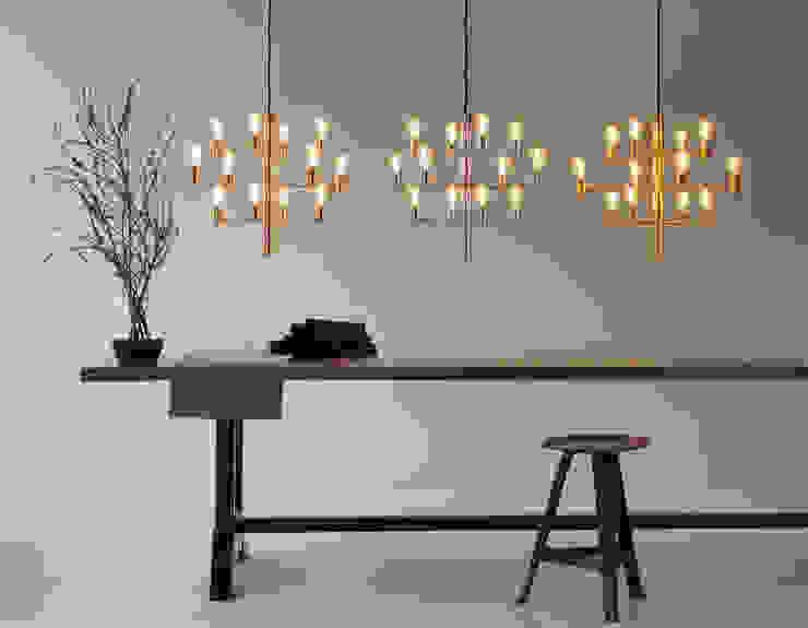 Chandeliers / Manola Moderne eetkamers van Herstal A/S Modern