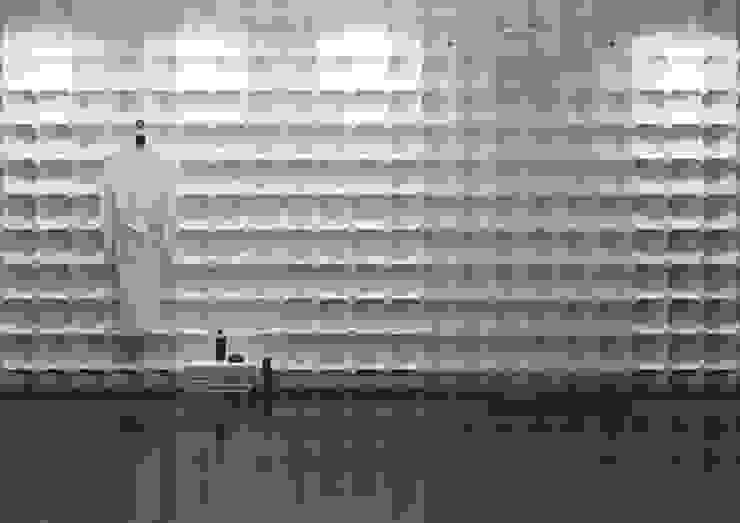 Panele 3D Nowoczesna łazienka od Deeco Nowoczesny