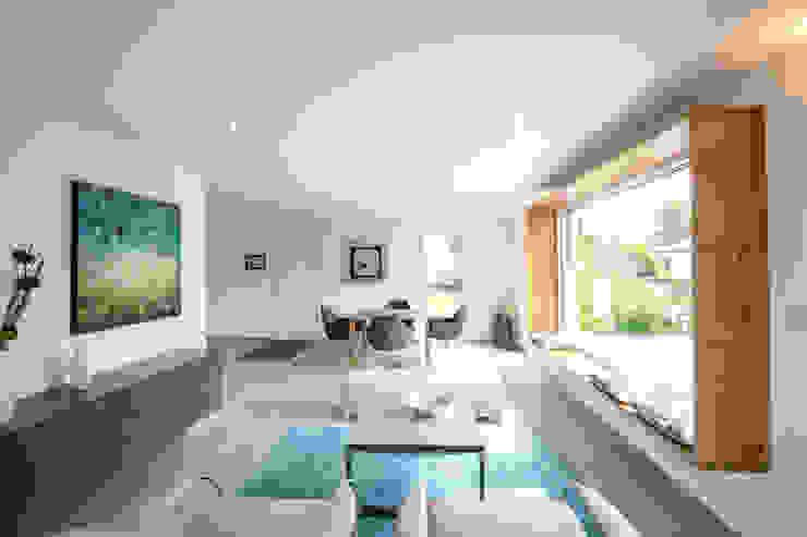 Dennert Massivhaus GmbH Salon moderne
