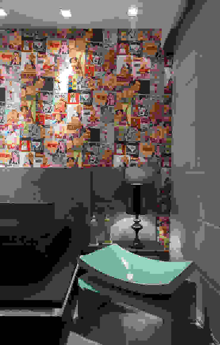 Modern style bedroom by Celia Beatriz Arquitetura Modern