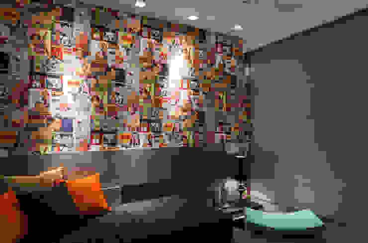 Dormitorios de estilo  por Celia Beatriz Arquitetura,