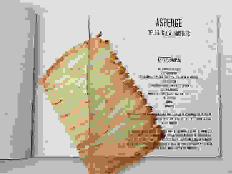 AGF Klasse 3 Asperge: modern  door Studio Renee Boute, Modern