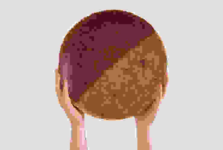 AGF Klasse 3 aardbei appel Schaal: modern  door Studio Renee Boute, Modern