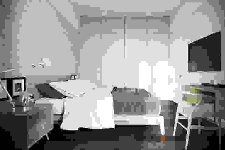 İskandinav Yatak Odası NK design studio İskandinav