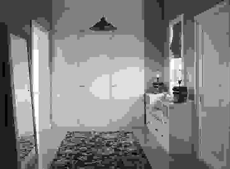 Walk in closets de estilo escandinavo de NK design studio Escandinavo