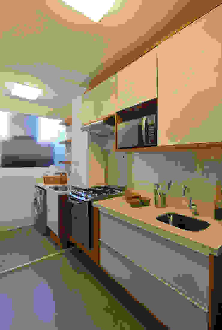 Brooklin | Decorados Cozinhas modernas por SESSO & DALANEZI Moderno