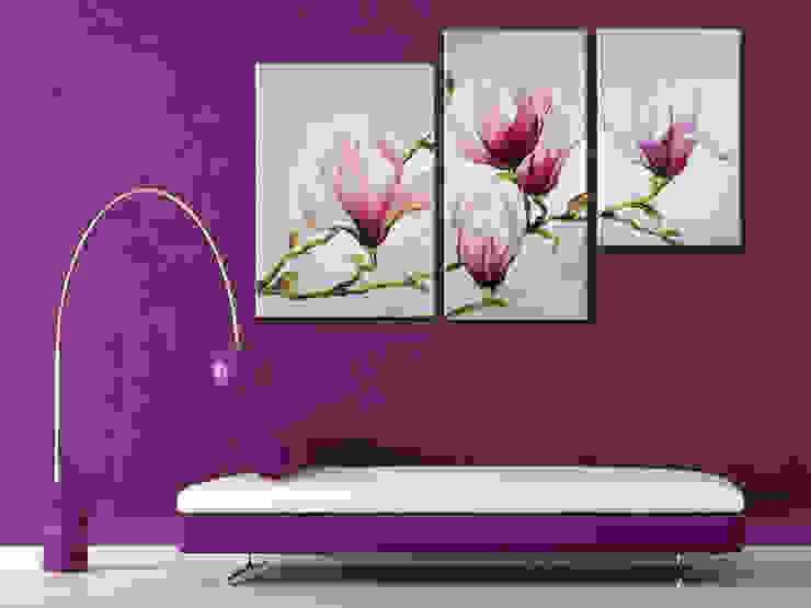 Quadri fiori di BIMAGO.it Moderno