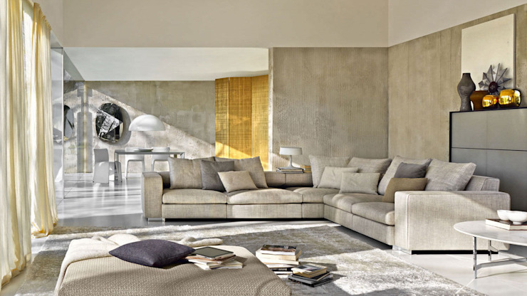 Turner Sofa by Molteni & C Campbell Watson Living roomSofas & armchairs