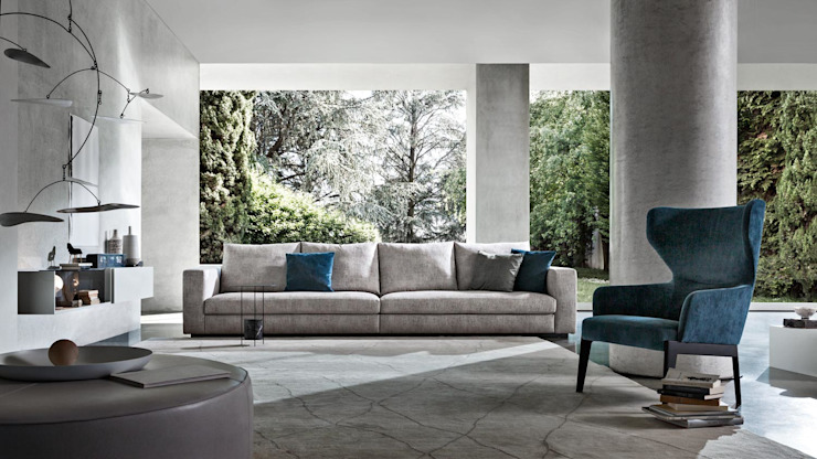 Reversi Sofa by Molteni & C Campbell Watson Living roomSofas & armchairs