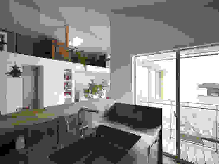 春風の家 モダンな キッチン の 樋口章建築アトリエ モダン
