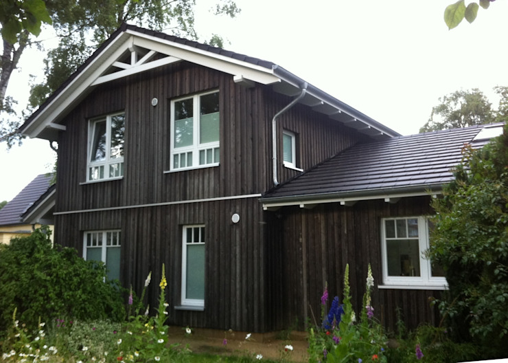 Casas de estilo  por Rita Meyer, Architektin, Escandinavo