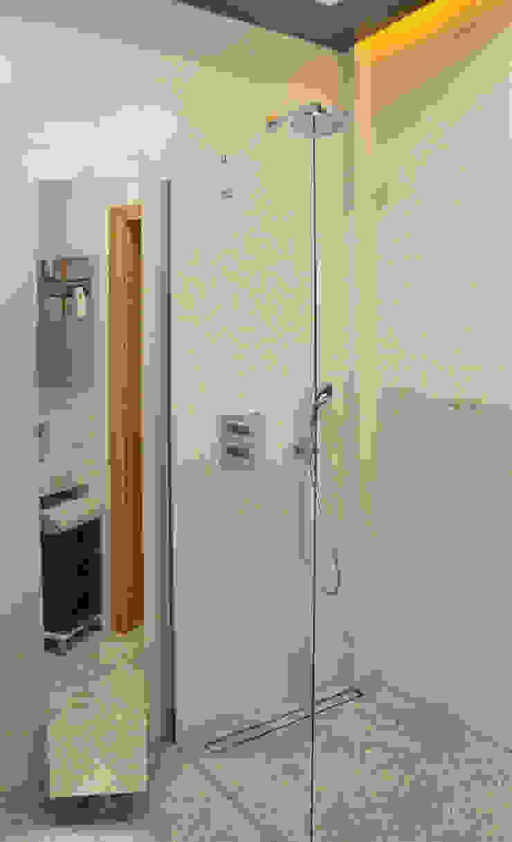 Po metamorfozie/łazienka z toaletą od Pracownia Kaffka