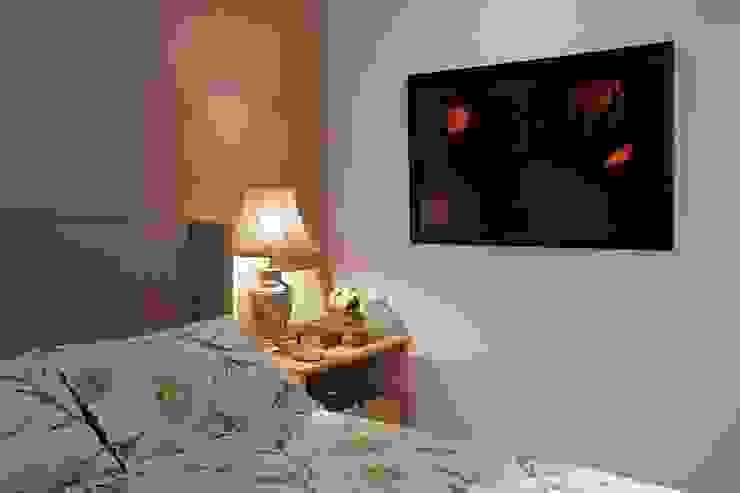 Apartamento Ninho por Coutinho+Vilela Moderno