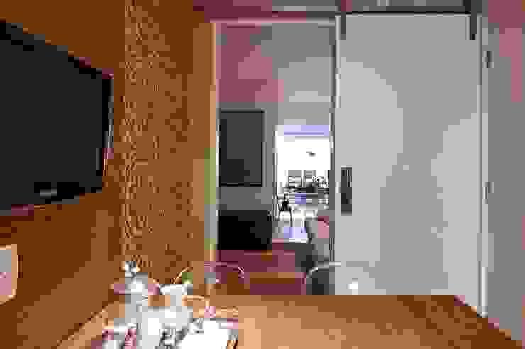 Apartamento Ninho Cozinhas modernas por Coutinho+Vilela Moderno
