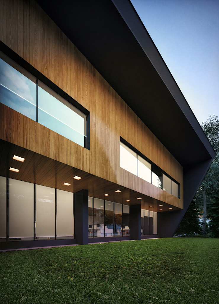 by Lenz Architects Modern
