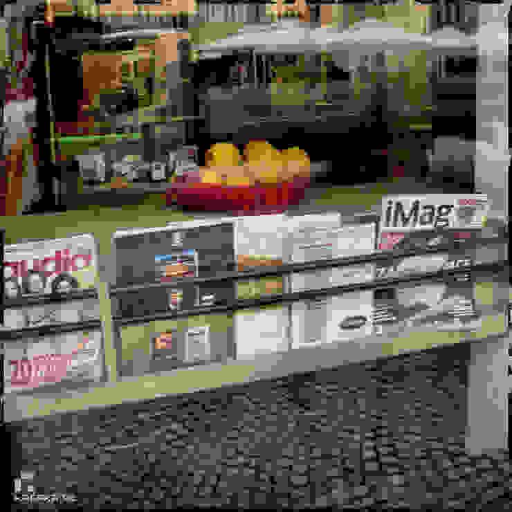 Jalapenos – świeże wydanie fast-foodu od Pracownia Kaffka Nowoczesny
