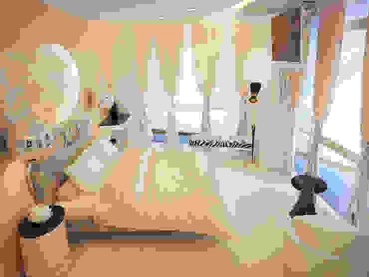 ФЕН-ШУЙ Спальня в стиле минимализм от Biriukova Ievgeniia Минимализм