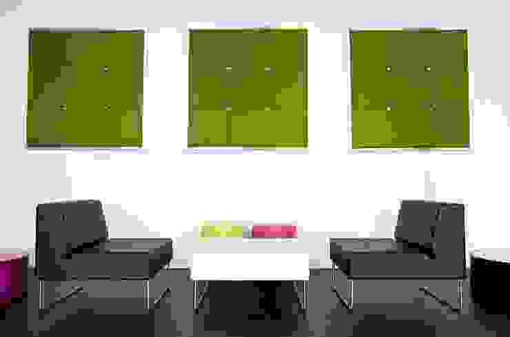 Indoor Golf Amsterdam Golf Republic Industriële gastronomie van STUDIO CBiD Industrieel