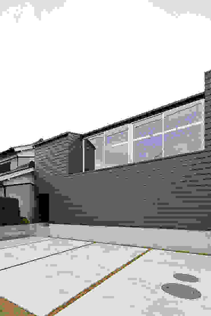 外観 インダストリアルな 家 の 空間建築-傳 インダストリアル
