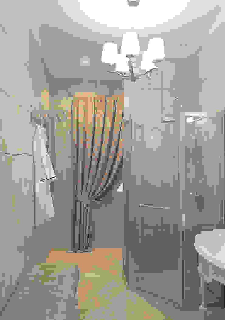 Частный дом в Краснодарском крае. Ванная в классическом стиле от elitdizayn Классический