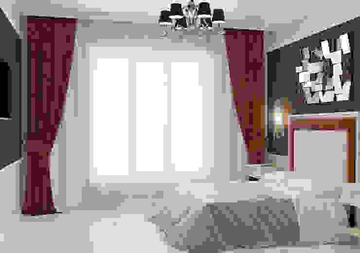 Частный дом в Краснодарском крае. Спальня в классическом стиле от elitdizayn Классический