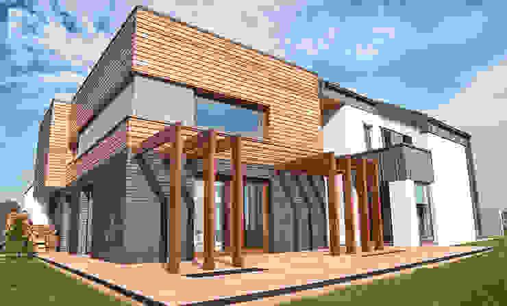Modern home by Pracownia projektowa artMOKO Modern