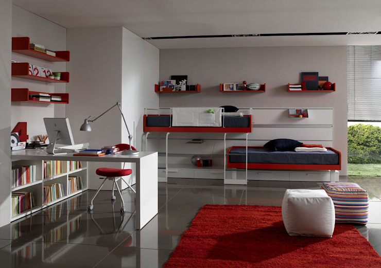 Nursery/kid's room by Tadilat Firması , Modern