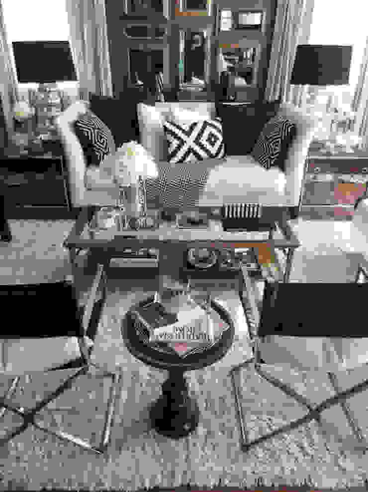 Salas de estar rústicas por Tadilat Firması Rústico