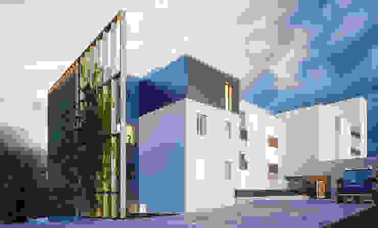Hotel moderni di Pracownia projektowa artMOKO Moderno