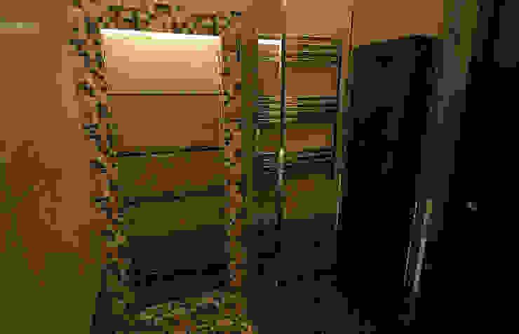 Salle de bain moderne par Дмитрий Максимов Moderne
